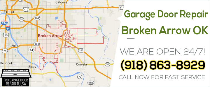Did Your Garage Door Just Stop Working On You? You Can Have Confidence In  The Best Garage Door Repair Company In Broken Arrow OK When You Call Us For  ...